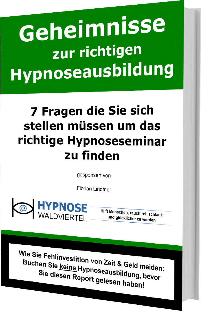 Raucherentwöhnung durch Hypnose