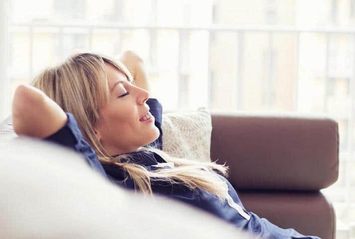 Stress reduzieren, Entspannung fördern, besser schlafen, Ein- und Durchschlafen
