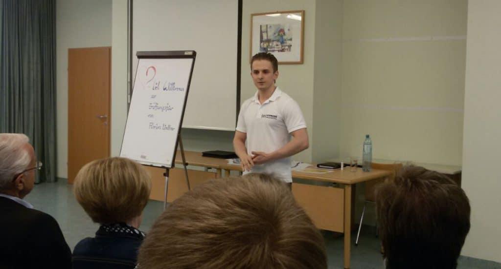 Hypnose lernen - Eröffnungsfeier von Hypnose Waldviertel